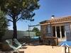 Ebenerdige Villa mit Gästestudio in der Nähe des historischen Avignon Ref # 11-2418
