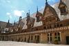 The famous Hospices de Beaune
