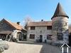 Charmantes Dorfhaus, mit Turm und Gärten Ref # RT5220P