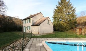 Haus mit Schwimmbad in ruhiger Lage