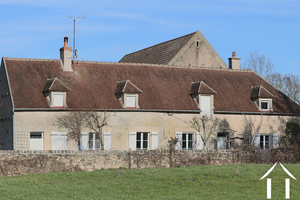 Prächtiges Bauernhaus mit grosser Scheune