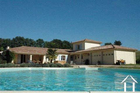 Geräumige Villa mit beheiztem Pool in privilegierter Lage Ref # 11-3151