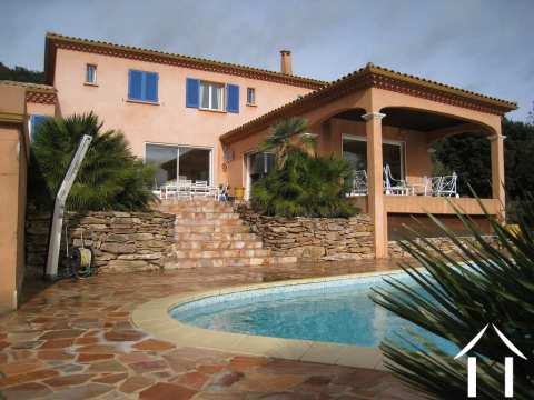 Spacious Provencal villa with pool and stunning views  Ref # 11-2252 Main picture