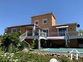 Mediterrane Villa mit Pool und atemberaubendem Blick in Lama Ref # 2401 bild 1