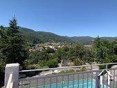 Mediterrane Villa mit Pool und atemberaubendem Blick in Lama Ref # 2401 bild 2