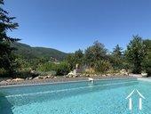 Mediterrane Villa mit Pool und atemberaubendem Blick in Lama Ref # 2401 bild 5