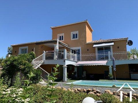 Mediterrane Villa mit Pool und atemberaubendem Blick in Lama Ref # 2401 Main picture