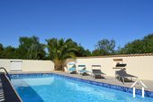 Single floored house with guesthouse and pool Ref # 2343 bild 9