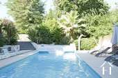 "Detached and renovated ""Maison de Maître"" with heated pool  Ref # 11-2404 bild 4"