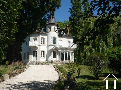 Außergewöhnliche Charakter-Eigenschaft Ref # RT5113P bild 1 Art Nouveau style house