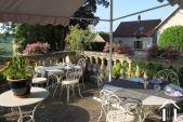 Elegantes Herrenhaus mit Gästehaus  Ref # RT5027P bild 16 on the terrace
