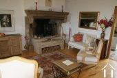 Bauernhaus mit Appartementscheune & atemberaubender Aussicht Ref # RT5077P bild 4 Burgundian fireplace