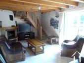second living room farm house