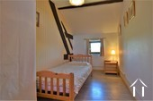 one of two single bedrooms