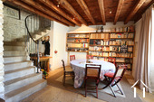 Charakterhaus im Herzen des Weindorfes Ref # CR4880BS bild 6 Diningroom