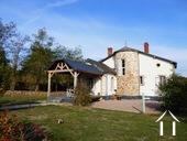 Charakterhaus mit Schwimmbad Ref # MW4889L bild 1 Backside house