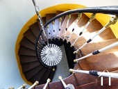 Charakterhaus mit Schwimmbad Ref # MW4889L bild 9 Oak stairs