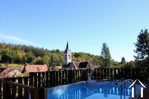 Charmantes Dorfhaus mit Pool und atemberaubendem Blick. Ref # LL4915T