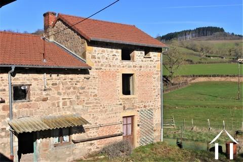 Bauernhaus und Wohnung zu renovieren mit Nebengebäuden Ref # JP4934S