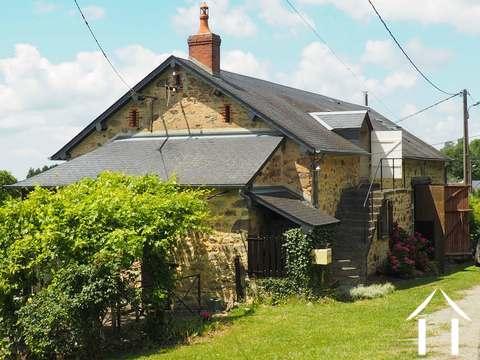 Renoviertes Bauernhaus mit Appartement und schöner Aussicht Ref # RP4947M