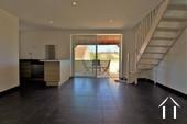 Wartungsarmes Ferienhaus mit toller Aussicht Ref # JP4961S bild 8 picture window in the living room