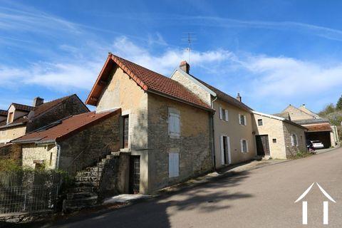 Burgunderhaus mit Blick auf die Weinberge Ref # CR5024BS