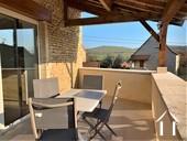 Wartungsarmes Ferienhaus mit toller Aussicht Ref # JP4961S bild 7 Mont Pejus in the distance