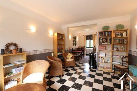 B&B mit Haus & Land neben dem Château de Sully Ref # CR4965BS