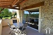 Wartungsarmes Ferienhaus mit toller Aussicht Ref # JP4961S bild 6 large terrace, the best room in the house