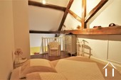 extra sleeping area in bedroom 3