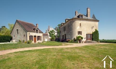 Historisches französisches Schloss zu verkaufen Ref # LB4972N