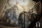 Hochwertiges Stadthaus in historischem Zentrum Ref # BH5006H bild 14 pallier premier etage