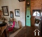 Charakteristisches Bauernhaus mit Blick auf den Morvan Ref # CR5086BS bild 8 second stairs to living