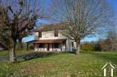 Farmhouse on 30 acres with sources and outbuilding Ref # Li606 bild 2